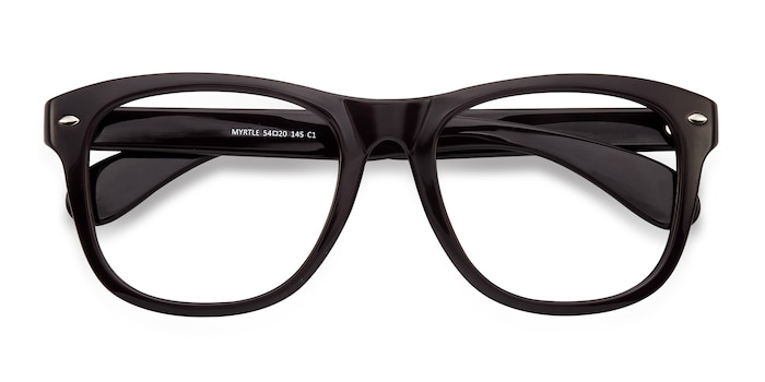 Purple Myrtle -  Lightweight Plastic Eyeglasses