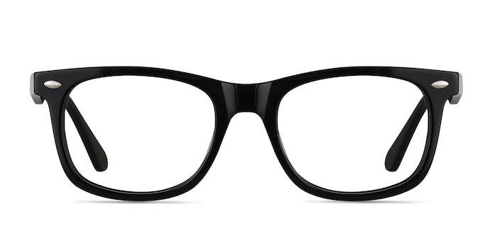Sam Black Acetate Eyeglass Frames from EyeBuyDirect