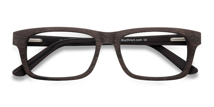 Coffee Emory -  Acetate Eyeglasses