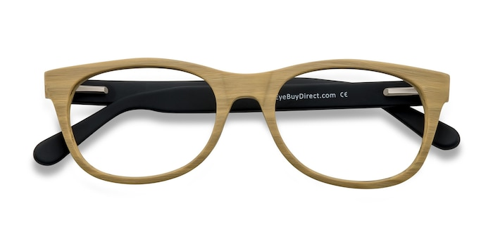 Wood Panama -  Acetate Eyeglasses