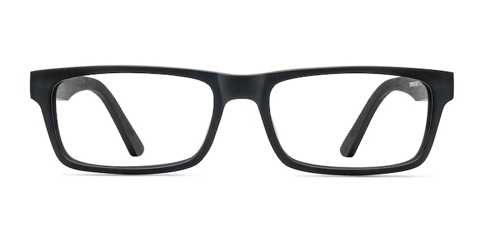 Cambridge Black Acetate Eyeglass Frames from EyeBuyDirect