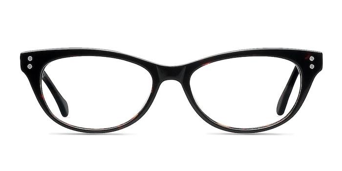 Monica Brown/Tortoise Acetate Eyeglass Frames from EyeBuyDirect
