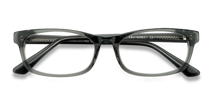 Gray Opal -  Acetate Eyeglasses