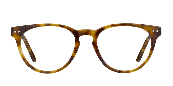 Notting Hill Tortoise Acetate Eyeglass Frames from EyeBuyDirect