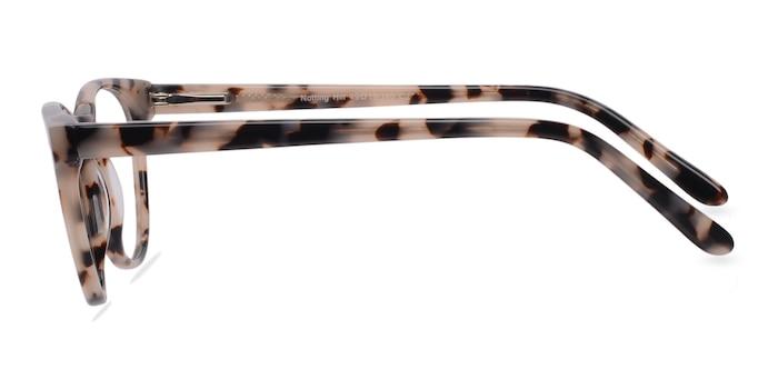 Notting Hill Ivory/Tortoise Acétate Montures de Lunette de vue d'EyeBuyDirect