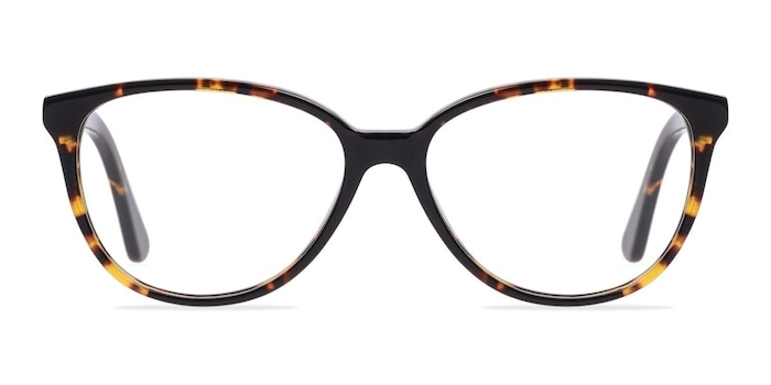 Hepburn Tortoise Acetate Eyeglass Frames from EyeBuyDirect