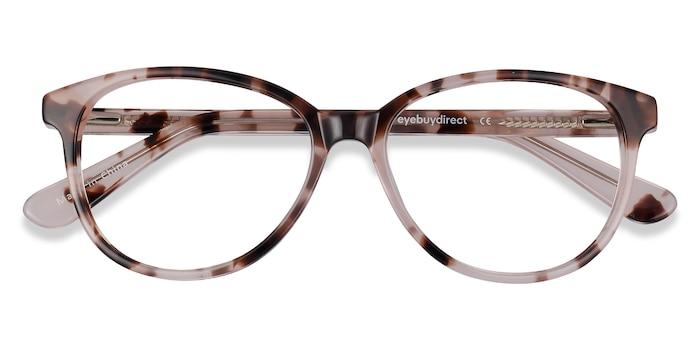 Ivory/Tortoise Hepburn -  Vintage Acetate Eyeglasses
