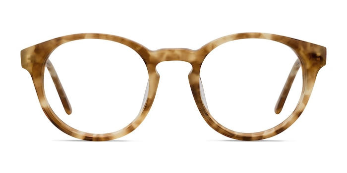 Jade Tortoise Acetate Eyeglass Frames from EyeBuyDirect