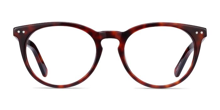 Morning Tortoise Acetate Eyeglass Frames from EyeBuyDirect