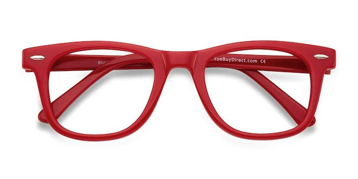 Raspberry Blizzard -  Colorful Acetate Eyeglasses