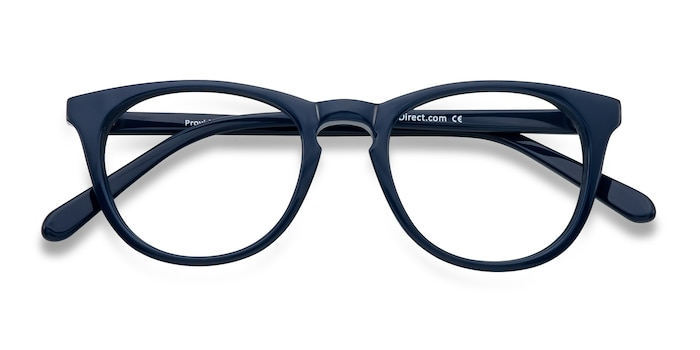 Navy Providence -  Fashion Acetate Eyeglasses