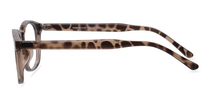 Instant Crush Léopard Plastique Montures de Lunette de vue d'EyeBuyDirect
