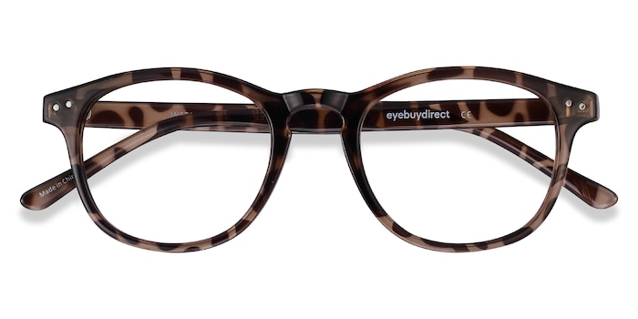 Leopard Instant Crush -  Fashion Plastic Eyeglasses