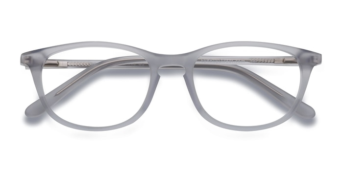 Clear/Gray Valentin -  Acetate Eyeglasses
