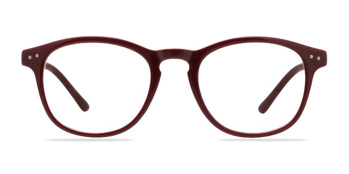 Instant Crush Rouge Plastique Montures de Lunette de vue d'EyeBuyDirect