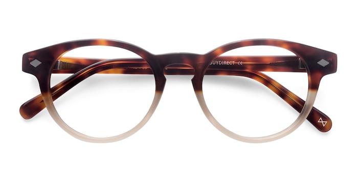 Macchiato Tortoise Concept -  Vintage Acetate Eyeglasses