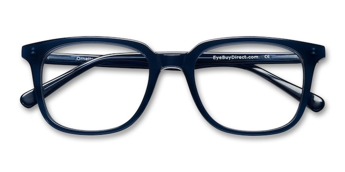 Blue  Ornette -  Colorful Acetate Eyeglasses