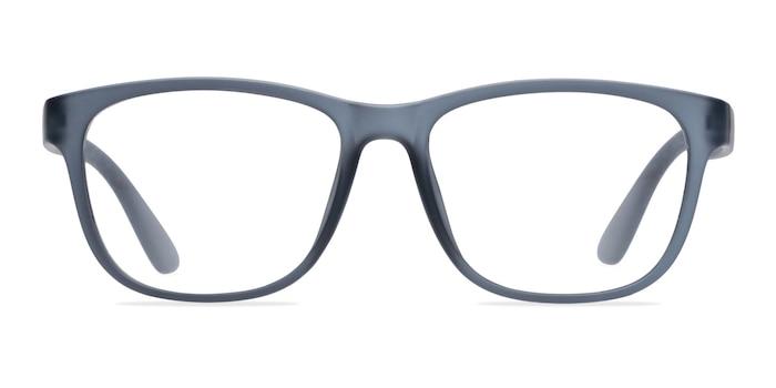 Milo Matte Gray Plastique Montures de Lunette de vue d'EyeBuyDirect