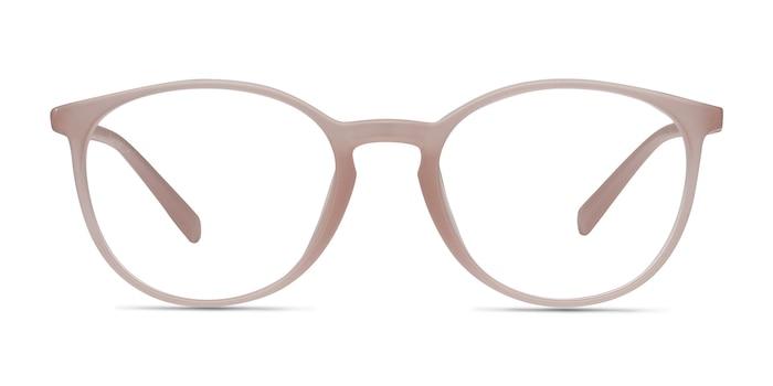 Dinah Matte Pink Plastique Montures de Lunette de vue d'EyeBuyDirect