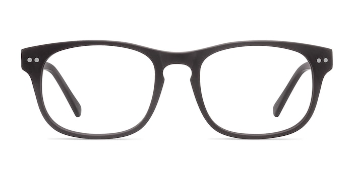 Carla Coffee Acetate Eyeglass Frames from EyeBuyDirect