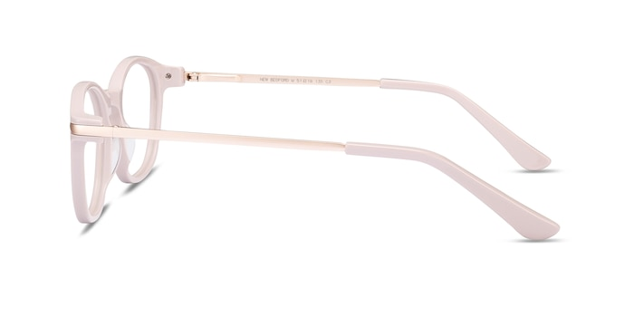 New Bedford Faded Rose Acetate-metal Eyeglass Frames from EyeBuyDirect