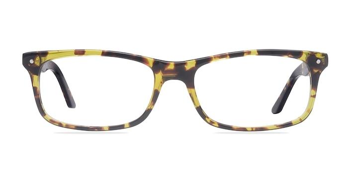Mandi Tortoise Acetate Eyeglass Frames from EyeBuyDirect