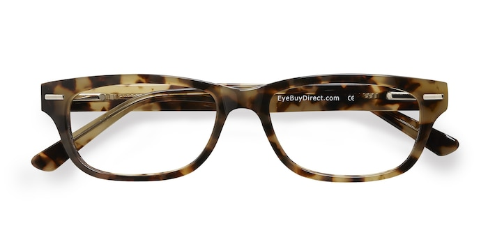 Brown Tortoise Fairmount -  Acetate Eyeglasses