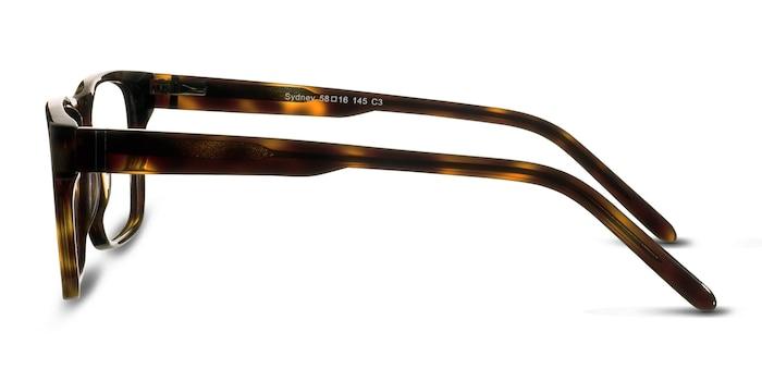 Sydney  Tortoise  Acetate Eyeglass Frames from EyeBuyDirect