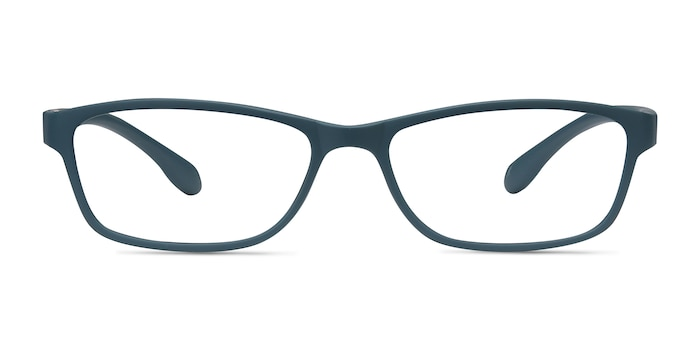 Versus Matte Green Plastic Eyeglass Frames from EyeBuyDirect