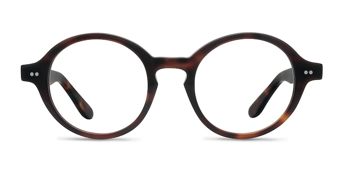 Aprem Tortoise Acetate Eyeglass Frames from EyeBuyDirect