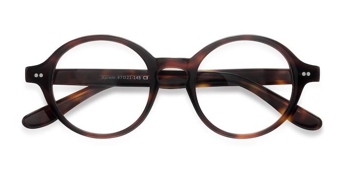 Tortoise Aprem -  Vintage Acetate Eyeglasses