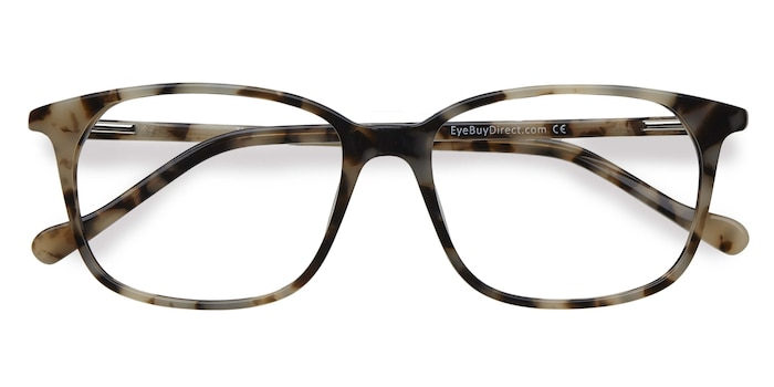 Tortoise The Bay -  Lightweight Acetate Eyeglasses