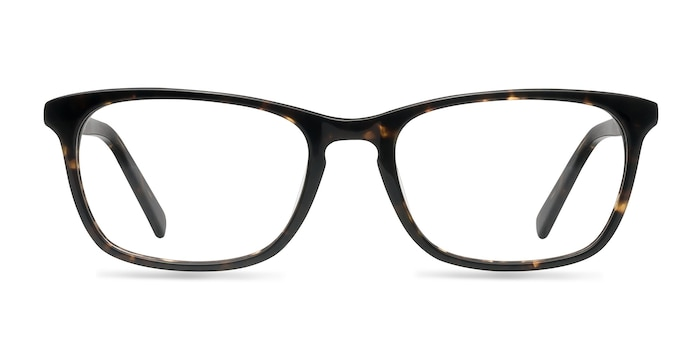 Wildfire Tortoise Acetate Eyeglass Frames from EyeBuyDirect