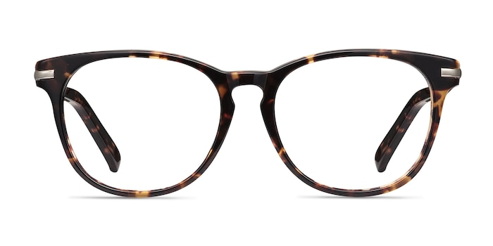 Decadence Tortoise Acetate-metal Eyeglass Frames from EyeBuyDirect