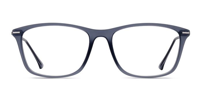 Thursday Gray Plastic Eyeglass Frames from EyeBuyDirect