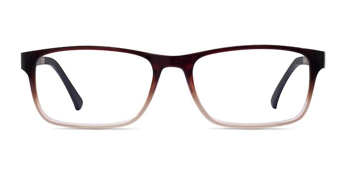Firefly Brown  Plastic Eyeglass Frames from EyeBuyDirect