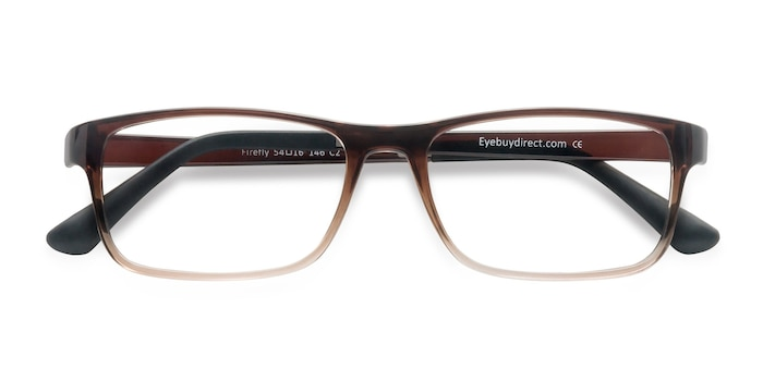 Brown  Firefly -  Lightweight Plastic Eyeglasses