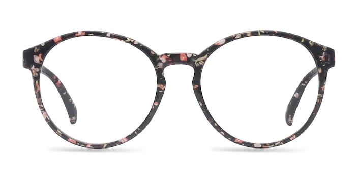 Delaware Floral Plastic Eyeglass Frames from EyeBuyDirect