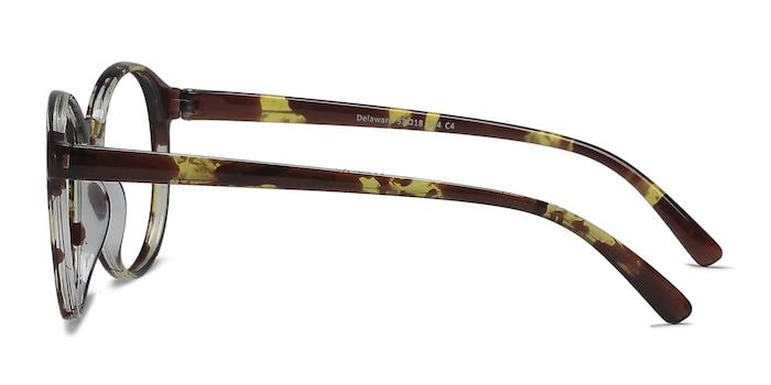 Delaware Tortoise Plastic Eyeglass Frames from EyeBuyDirect