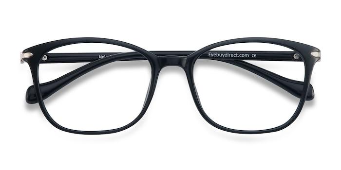 Black Nola -  Lightweight Plastic Eyeglasses