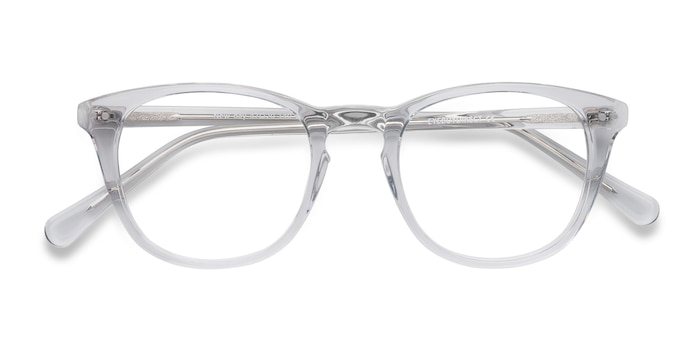 Clear New Day -  Acetate Eyeglasses