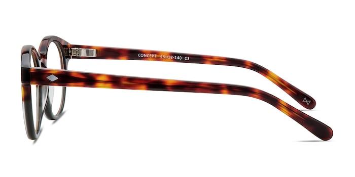 Concept Fire Stone Acétate Montures de Lunette de vue d'EyeBuyDirect