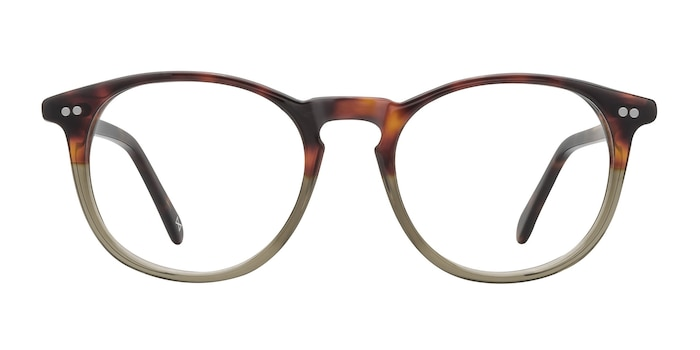 Prism Cafe Glace Acetate Eyeglass Frames from EyeBuyDirect