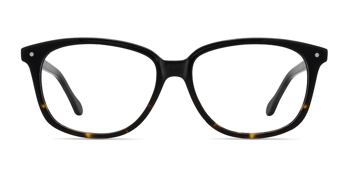 Escape Tortoise Acetate Eyeglass Frames from EyeBuyDirect