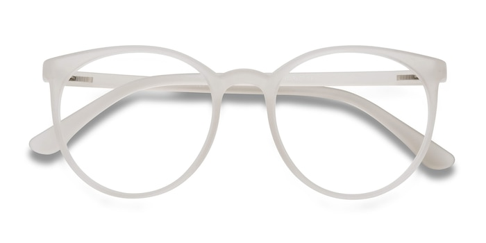 Clear Portrait -  Plastic Eyeglasses