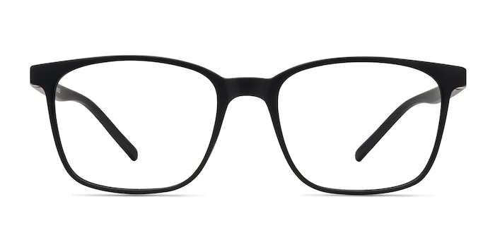 Soul Black Plastic Eyeglass Frames from EyeBuyDirect