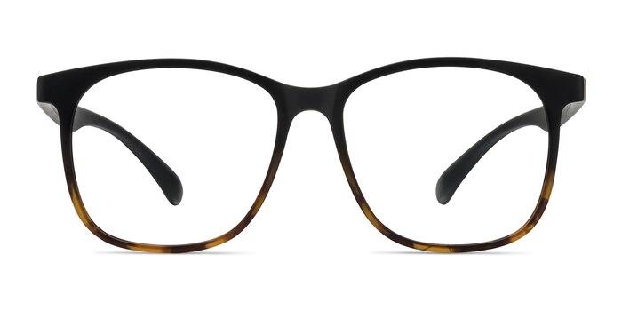 Character Black Tortoise Plastic Eyeglass Frames from EyeBuyDirect