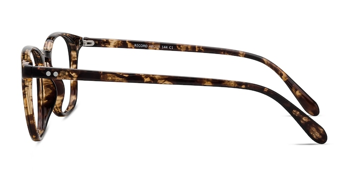 Record Floral Plastic Eyeglass Frames from EyeBuyDirect