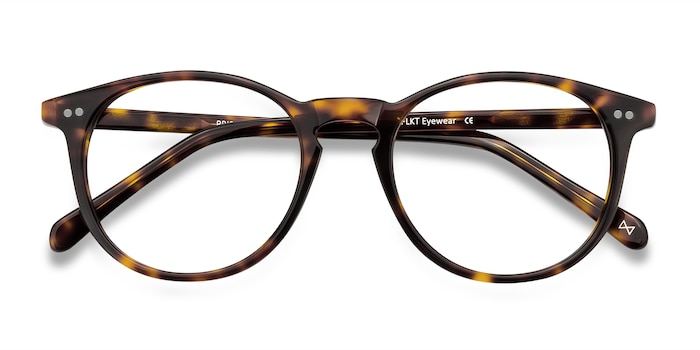 Tortoise Prism -  Vintage Acetate Eyeglasses