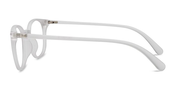 Hubris Matte Clear Plastique Montures de Lunette de vue d'EyeBuyDirect